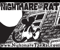 Nightmare the Rat