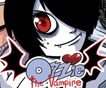 Ozzie the Vampire