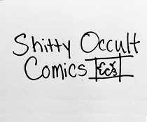 Shitty Occult Comics